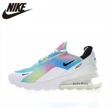 f5139314 NIKE AIR MAX 270 женские кроссовки, белый/розовый, дышащие легкие  Нескользящие износостойкие AH6789 700 AH6789 600