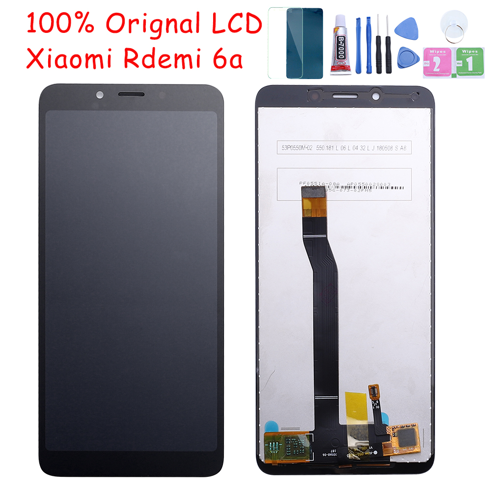 5.45 LCD For XIAOMI Redmi 6A LCD Touch Screen For Redmi 6A Display Digitizer For Redmi 6A LCD Display Touch Screen5.45 LCD For XIAOMI Redmi 6A LCD Touch Screen For Redmi 6A Display Digitizer For Redmi 6A LCD Display Touch Screen