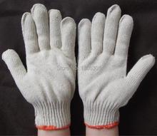 High quality fine line cotton gloves Labor protection Cotton gloves Yarn gloves Flower yarn gloves