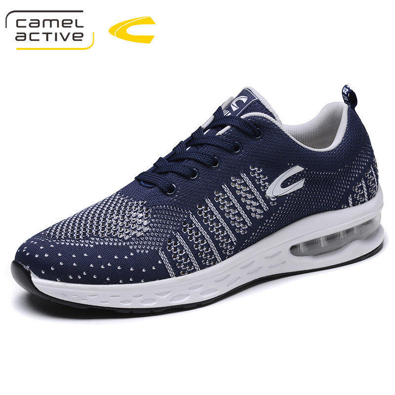 Camel Active New Breathable Mesh Summer Men Casual Shoes Lace-Up Male Fashion Footwear Slipon Walking Unisex Couples Shoes Mens все цены