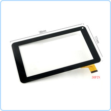New 7 Inch Touch Screen Digitizer Panel For Micromax Funbook
