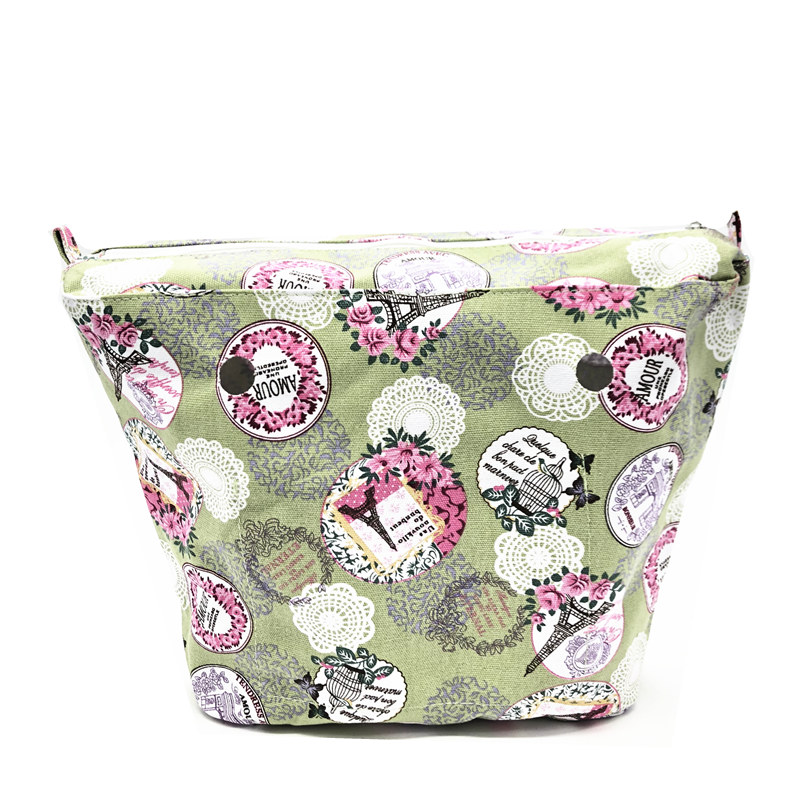 New classic size Interchangeable canvas bag Handles for OBag for EVA O Bag Body canvas bag and handles недорого