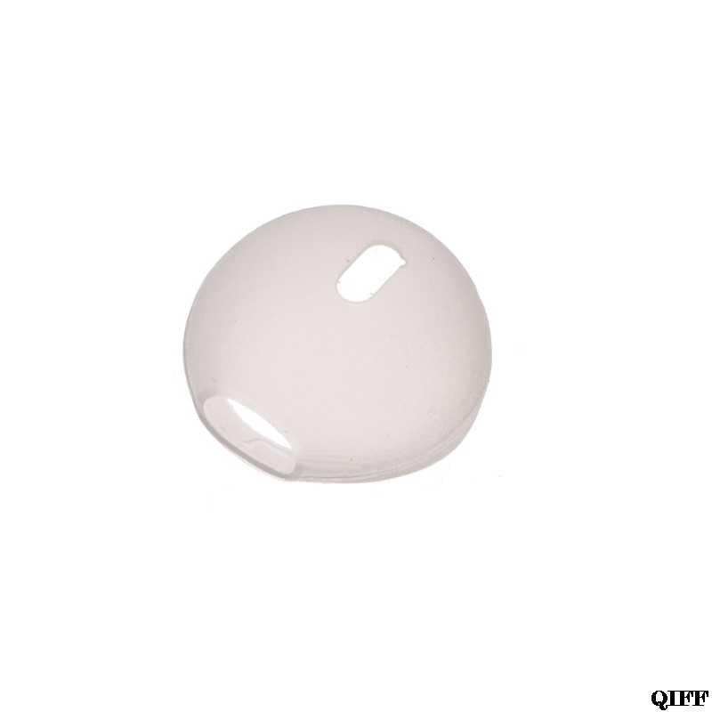 Drop Schiff & Großhandel 6 Pcs Silikon Kopfhörer Ohr Tipps Ohrpolster Für iPhone 5 6 7 8 Plus Airpod Ohrhörer APR29