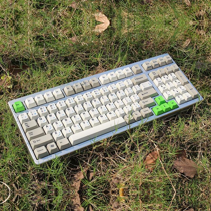 In KBDfans' KBD19X 90% Mechanical keyboard DIY kit free shipping dhl or fedex kbd75v2 custom keyboard diy kit