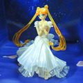 12cm Anime Sailor Moon Figures Princess Serenity Collectible Model Doll Toy Girl's Gift Juguete Box Packing