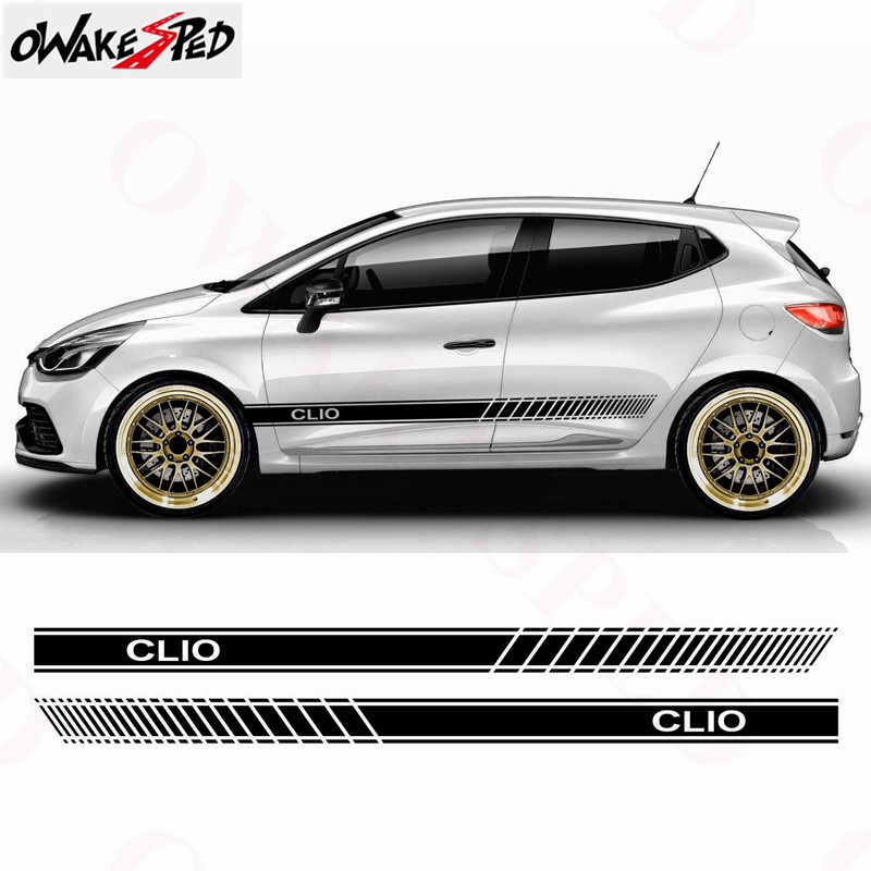 Cool Sport Racing Car Styling StickerCar Racing Decal Decoration Customize