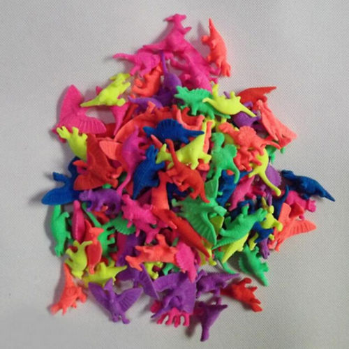 10pcs/lot Growing In Water Bulk Swell Sea Various Dinosaur Kinds Mixed Expansion Toy Colorful Puzzle Creative Magic Toys