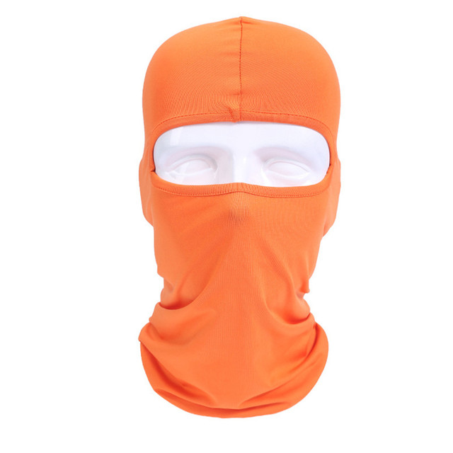 Pro-biker Balaclava Motorcycle Face Mask Headgear Full Face Masks For Motorcycle Helmet Summer Breathable Masque Maske Moto 3