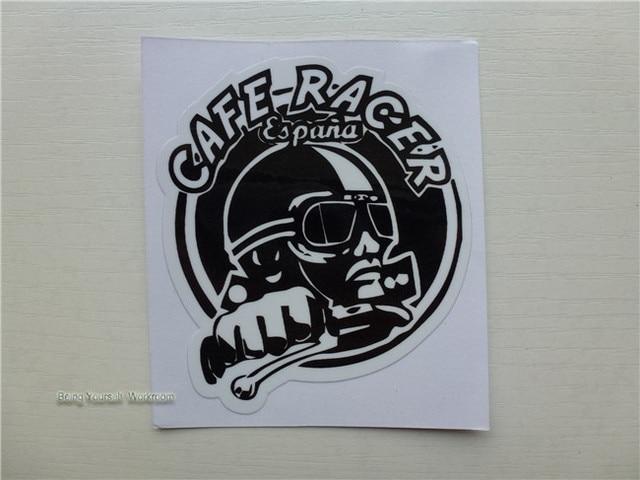 aliexpress : buy new! cafe racer stickers retro motocross
