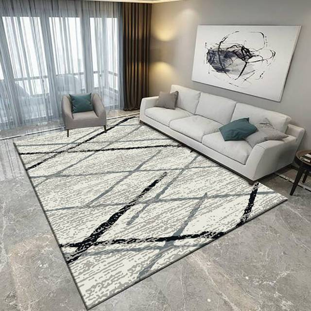 US 4040 40% OFFAbstract Splash Carpets For Living Room Sofa Coffee Table Rug Home Decor Carpet Bedroom Study Room Floor Mat Modern Nordic Rugsin Extraordinary Carpets For Bedroom