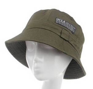 1c414d5a265 placeholder Fashion Solid Men and Women Fishing Bucket Hats Summer Floppy  Sun Hat Flat Caps 9 Colors