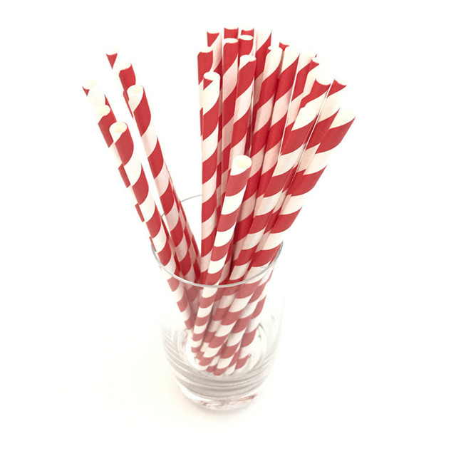 Disposable Collapsible Drinking Straws