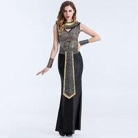 902ba66dd6 ... Bogini Nile Kostium. Adult Egyptian Pharaoh Queen Cleopatra Fancy Dress  Halloween Ancient Egypt Goddess Of The Nile Costume