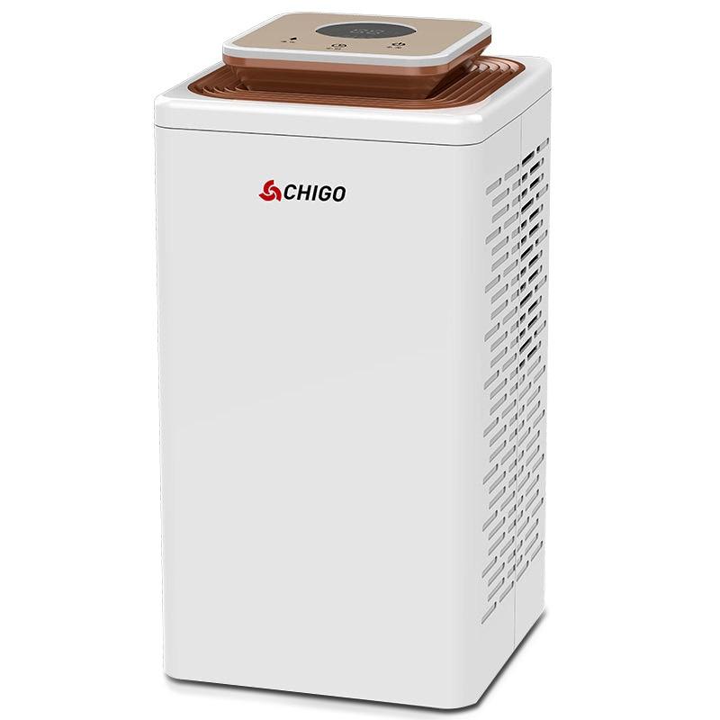 где купить ZG-C1606 household humidifier Intelligent dehumidifier Air dehumidifier bedroom Mini mute Dryer дешево