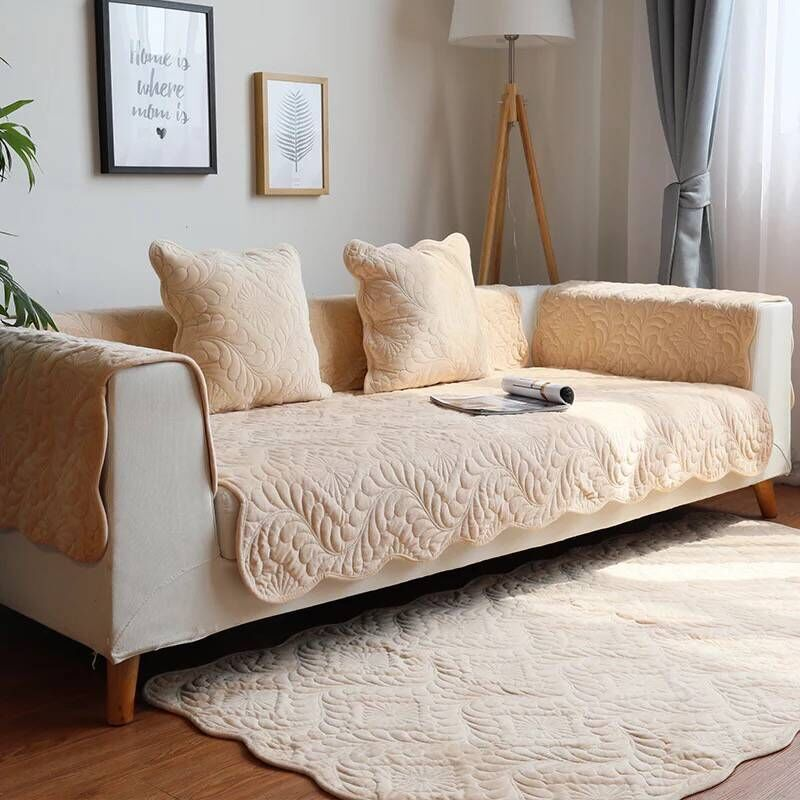 1 Pcs Four Seasons Sofa Cover Anti skid Couch Towel