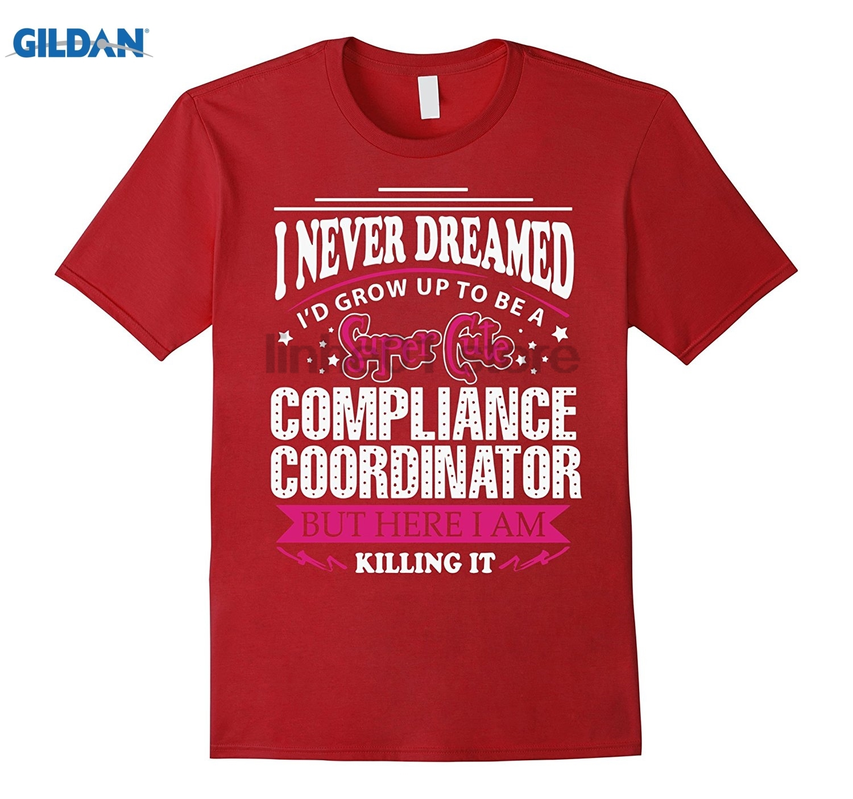 GILDAN Compliance Coordinator T-Shirt sunglasses women T-shirt