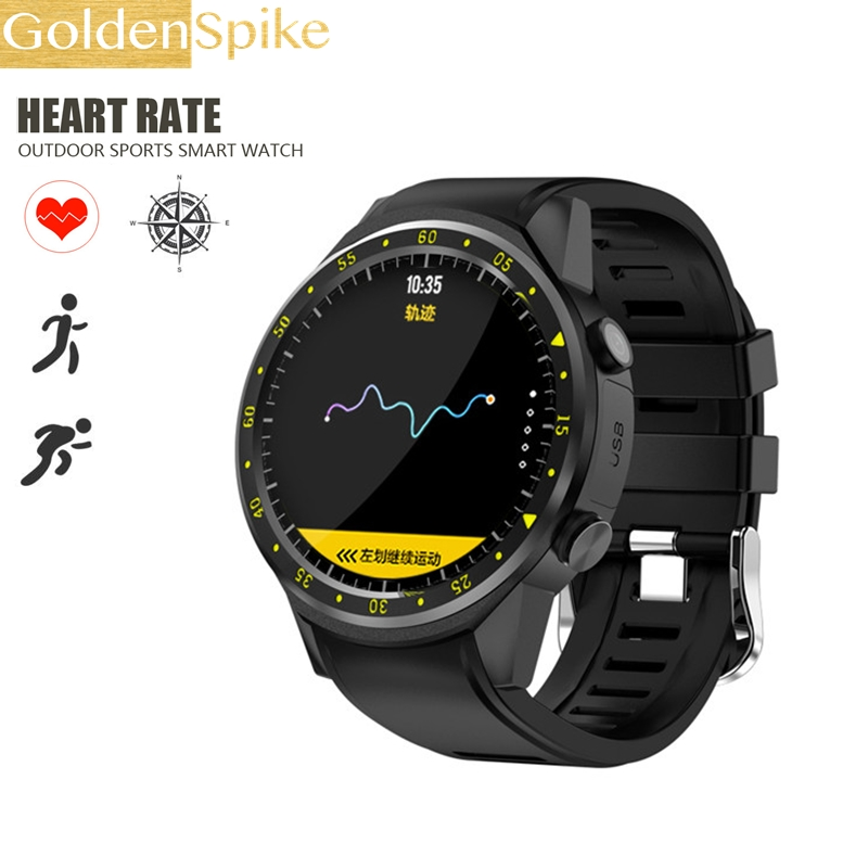 F1 GPS watch Heart Rate tracker Smart watch GPS watch running Multi sport Mode SIM Card