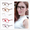 Chain Glasses Frames Women Stylish Square Frames Spectacles Lady Elegant oculos de grau femininos