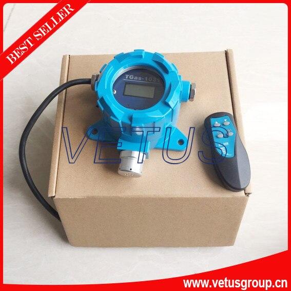 TGAS-1031-CO High Sensitivity Portable Carbon Monoxide Detector with Online CO Gas Detector Gas Transmitter alarm function