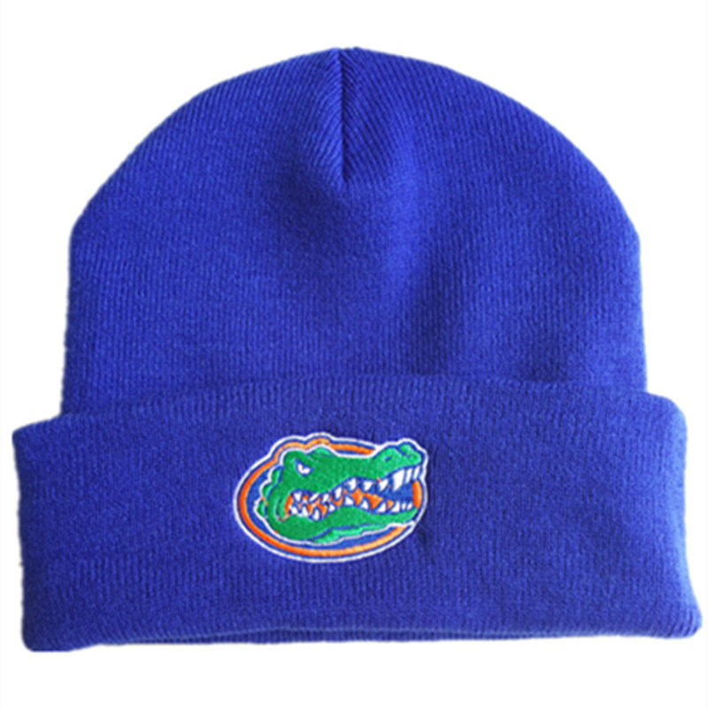 Cartoon Plush Cotton Green crocodile Knitted hat Animals Cosplay Cute Soft Unisex crocodile warm Winter Blue Cap Adult Beanie