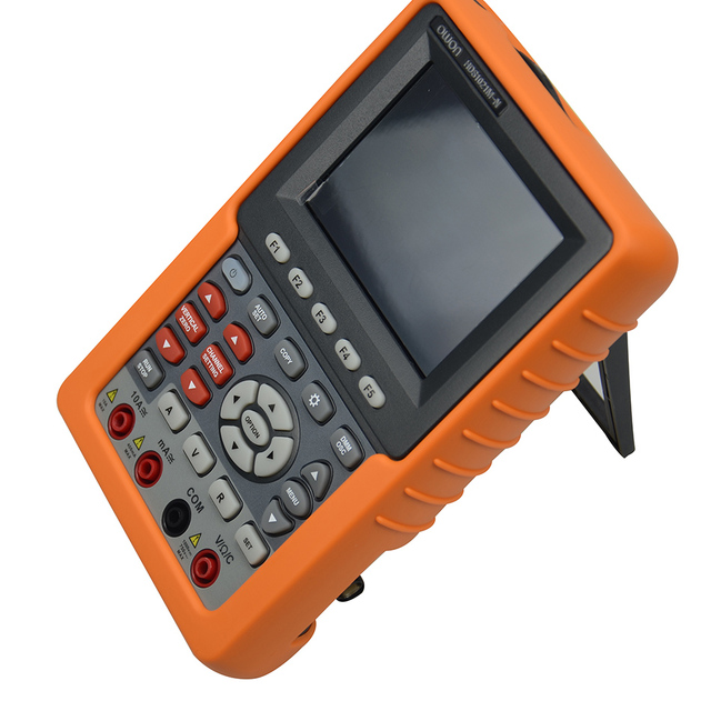 Special Offers Hot Sale High Quality&Accuracy Digital Oscilloscope HDS1021M-N 20MHz 100MS/s Single Channel Handheld Oscilloscope Scopemeter