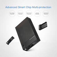 USB 3.0 2.5″ 3.5″ SATA Hard Drive Disk External Enclosure SSD HDD Disk Case Box Support UASP 8TB Drives OTB One Touch Backup