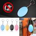 New Egg Shape Self-Defence Alarm Protect Women Girl Alarm Scream Loud Anti-Attack Wholesale