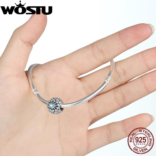 Pandora Style Cinderella's Wish Charm Bead