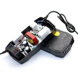 Image 5 - 48В 50ач зарядное устройство смарт свинцово кислотный SLA гель Электрический велосипед автомобильный Скутер зарядное устройство DC59V 6A для аккумуляторной батареи 48В 60ач 50ач 40ач