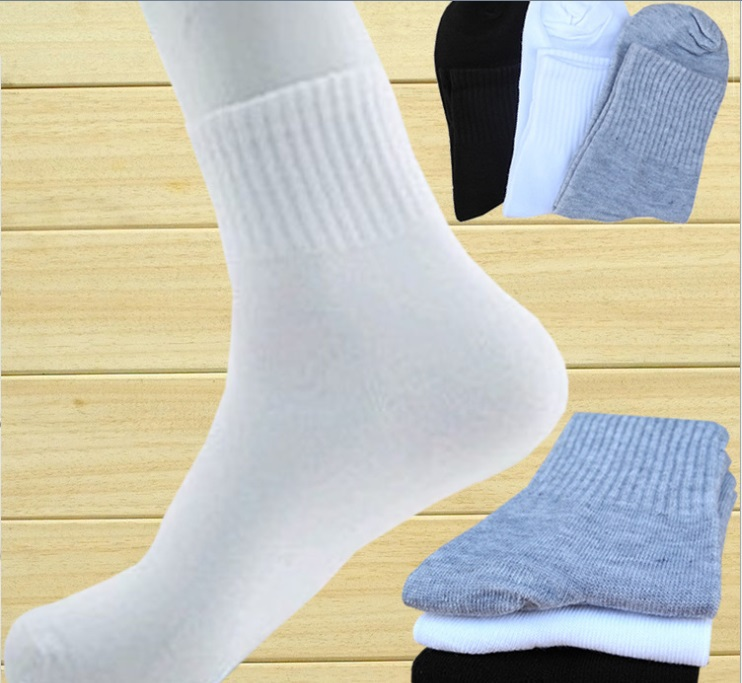 1pairs 100% Cotton Men's Short Sock Men Socks Summer Style  Breathable Deodorant Meias Homens Calcetines Sock Socks