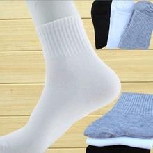 1pairs 100% Cotton Men's Short Sock Men Socks Summer Style B
