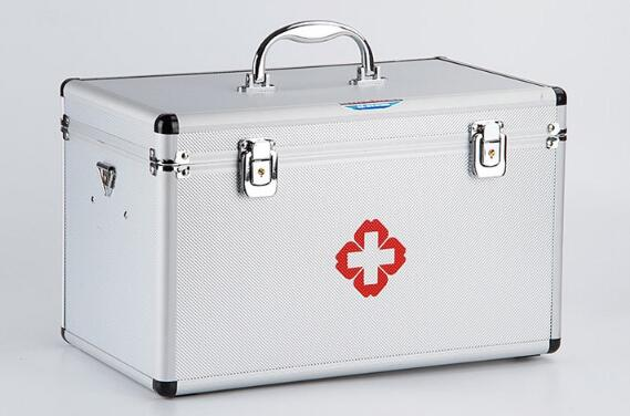 XSH1-XSH20 3M family home special size aluminum alloy medicine box multi-layer medical first aid kit first aid kit multi family home healthcare kits wholesale pharmaceutical medicine box medical portable suitcase medical kit