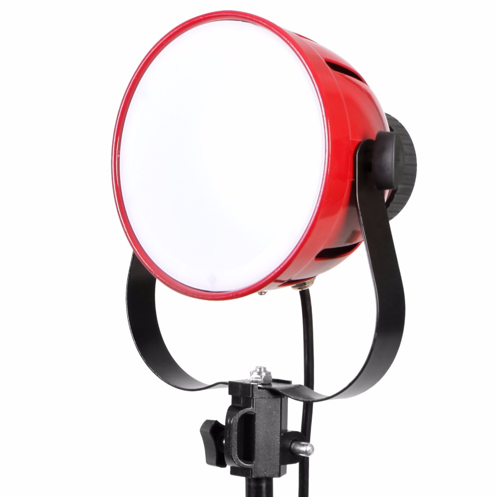 50W 5500K Photographic Lighting Dimmable Continuous Compact Studio Light Strobe Lighting Lamp Head for Camera Photo video Equipment (10)