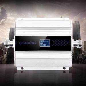 Image 5 - Ledディスプレイのgsm 900リピータ2グラム3グラム4グラムcelular携帯電話の信号リピータブースター、900 mhzのgsmアンプ + 八木アンテナ