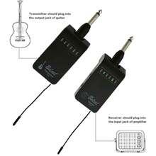 SunRhyme. Belcat T3/R3 UHF аккумуляторная инструменты беспроводной передатчик и приемник уникальные и различные соединения функции