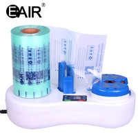 EAIR EA150B Air Cushion Machine Inflated Packing Machine Air Pillow Bubble Wrap Maker Filling Parcel Package
