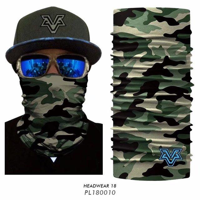 Face Shield Women Bandana scarf ciclismo Fishing Mask scarfs Bike Neck Warmer Neck Gaiter Tube cycling Sport Headwear For men 2