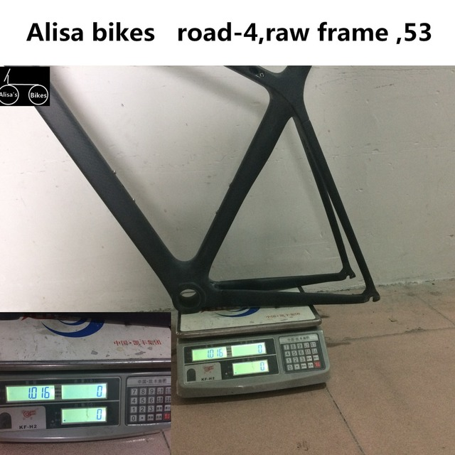Factory clearance sale products frame road carbon china frame+fork+ ...