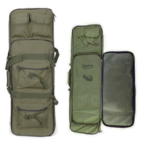Tactical Airsoft Shooitng Hunting Rifle Gun Bag Protection Gun Carry Case Heavy Duty Nylon Holster Outdoor Sport Shoulder Bag