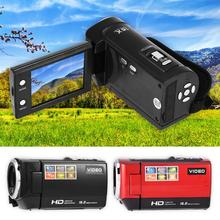 Transportable Digital Digital camera 2.7inch Skilled Video Recorder Camcorders 720P HD 16MP  TFT LCD 16X Mini Camcorder Digital camera DV DVR