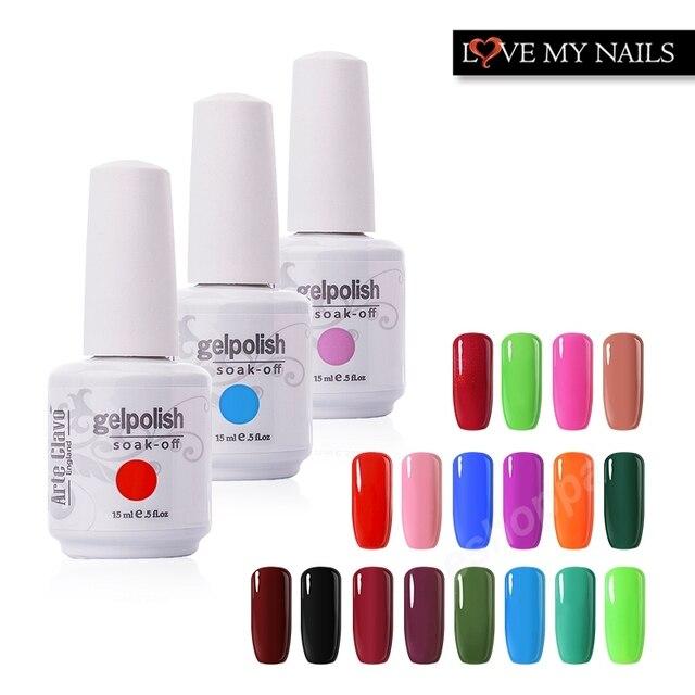 Premium Price Arte Clavo Any 1 Color Soak Off Uv Gel Nail Supplies Polish