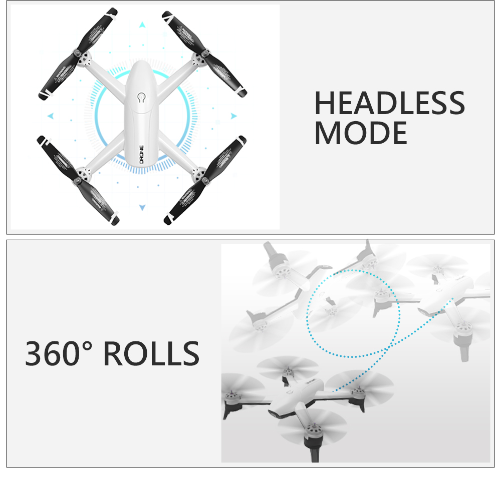 SG106 4K 1080P/720P Drone with Dual Camera and Wide Angle Optical Flow for Real-Time Aerial Video 20