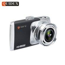 Quidux Full HD 1080 P Видеорегистраторы для автомобилей Ночное видение видео Камера 3.0 дюймов dashcam Новатэк H.264 регистратор Регистраторы g-сенсор blackbox