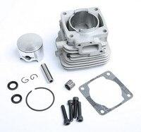 4 bolt 32cc cylinder set fit 1/5 hpi baja 5b Rovan Engines parts Free Shipping NEW