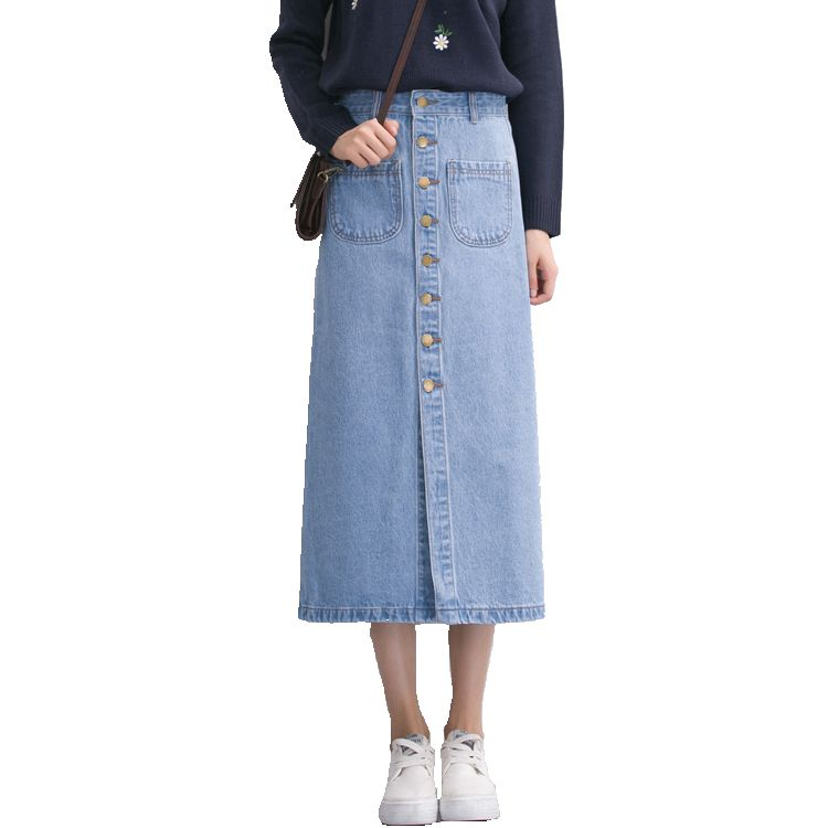 Cheap Denim Skirt Promotion-Shop for Promotional Cheap Denim Skirt ...
