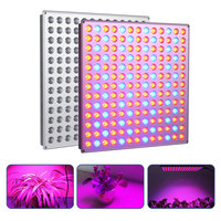 Free Local Shipping 45W Led Grow Light Panel With Red Blue Spectrum For Hydroponics Grow Tent