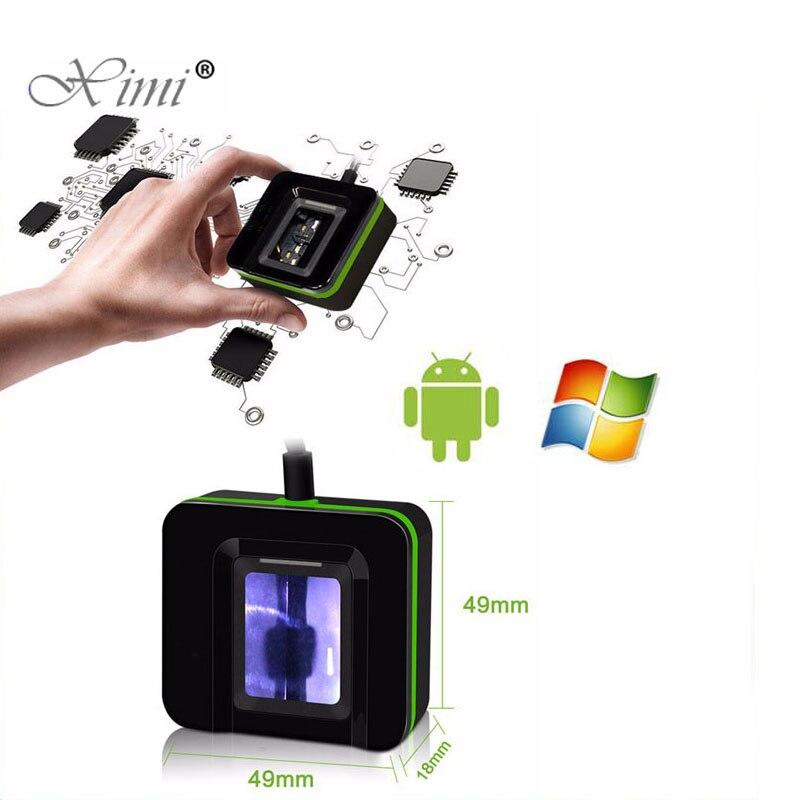 Fingerprint Reader Live 20R Fingerprint USB Reader Fingerprint Scanner ZK Live ID USB Fingerprint Sensor Live20R SLK20R acss19 fingerprint