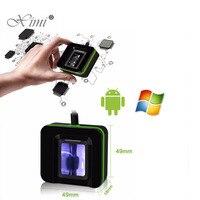 Parmak izi okuyucu canlı 20R parmak izi USB okuyucu parmak izi tarayıcı ZK canlı kimlik USB parmak izi sensörü Live20R SLK20R