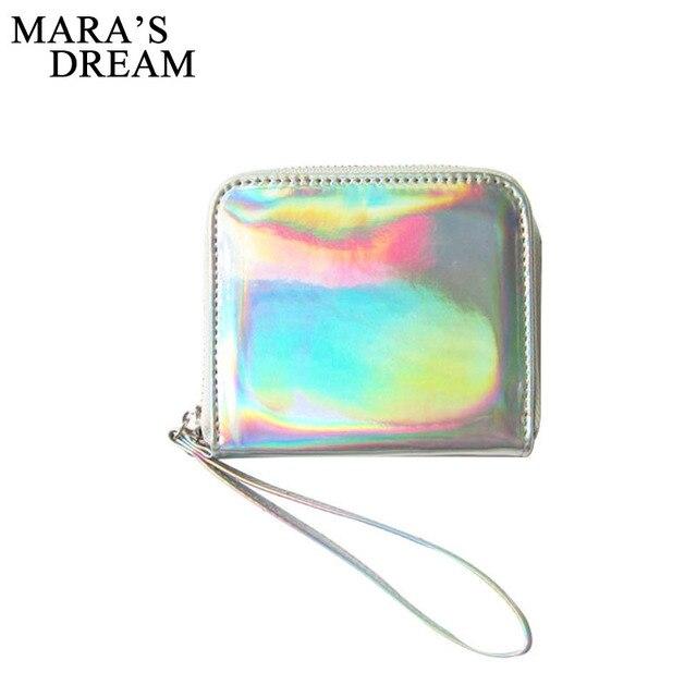 Mara's Dream Fashion Square Women Card Holder