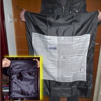 Bag to Newspaper Streamer - Magic Tricks,Pocket,Accessories, Prop,Comedy,Illusion,Mentalism,Gimmick,Wholesale